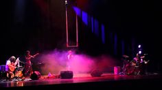 Oke Trio - La llorona - Payé  - Florencia Falcone (trapecista)