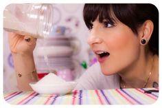 Açúcar Baunilhado   Vídeos e Receitas de Sobremesas