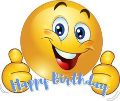 Free Emoji Birthday Greeting Cards has a unique greeting card collection which includes betty boop,cartoons,birthday and holidays. Try Free greeting cards at Cyberbargins. Happy Birthday Smiley, Happy Birthday Funny Humorous, Smiley Happy, Happy Birthday Wishes Cards, Birthday Wishes And Images, Happy Birthday Pictures, Happy Birthday Quotes, Birthday Cards, Funny Emoji Faces