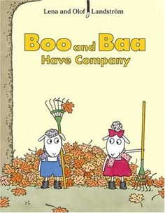 Boo and Baa Have Company by Olof Landstrom et al