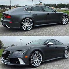 Perfect wheels on a perfect car photo _______________________________________________________ Audi A5 Coupe, Audi A7, Lamborghini, Ferrari, Bugatti, Carros Audi, Jetta Mk5, Supercars, Amazing Cars