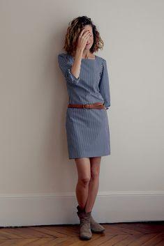 La petite robe de Vanessa Pouzet