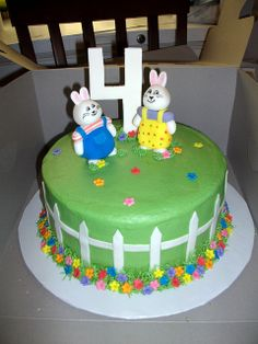 Max & Ruby Cake by melissa's cakes, via Flickr
