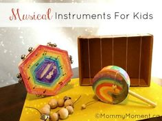 Musical Instruments for Kids! Awesome