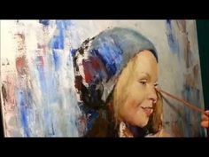 HOW TO PAINT WITH A KNIFE - YouTube