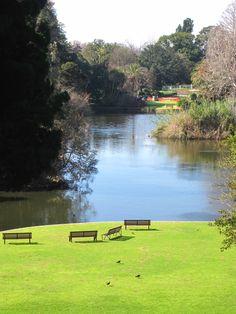 Royal Botanic Gardens, Melbourne, Australia