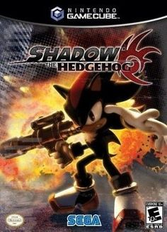 Shadow the Hedgehog - PS2 Game