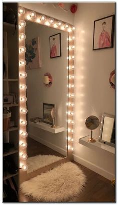 17 Cute And Girly Bedroom Decorating Tips For Girl &; 17 Cute And Girly Bedroom Decorating Tips For Girl &; Debora deboraschle Home 17 Cute And Girly Bedroom Decorating Tips […] room decor girly Cute Room Decor, Teen Room Decor, Room Ideas Bedroom, Girly Bedroom Decor, Cozy Bedroom, Room Decor With Lights, Bedroom Wall, Dorms Decor, Bedroom Themes