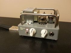 Mini tube amp