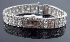 Antique & Signed Jewelry Watches - Yafa Jewelry