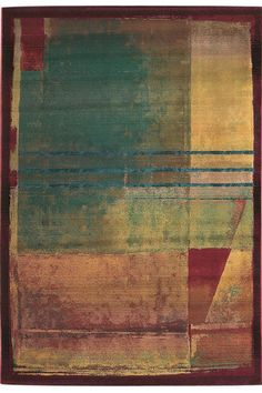 Wisdom Area Rug - Contemporary Rugs - Synthetic Rugs - Rugs | HomeDecorators.com