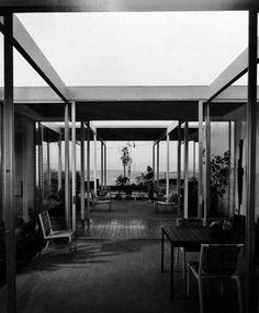The Case Study House #23 | Architects: Killingsworth, Brady and Smith | House B