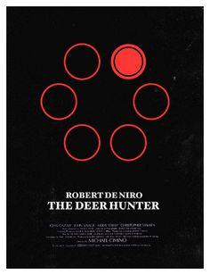 The Deer Hunter - Classic film. Disturbing.