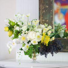 Floral design by Kiana Underwood - Tulipina Nathan Underwood / nruphoto.com