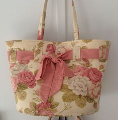 Monica Poole Pattern - Bow Bag