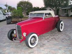 1932 Ford Roadster $71,500 ALL STEEL  by Magnusson Classic Motors in Scottsdale AZ . Click to view more photos and mod info.