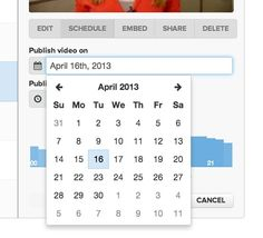 The best way to get your audience to come back often? Provide consistency by developing a programming schedule.