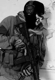 Znalezione obrazy dla zapytania ghost soldier