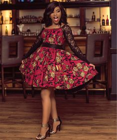 Online Hub For Fashion Beauty And Health: Stunning And Stylish Ankara Short Gown Dress For T. Online Hub For Fashion Beauty And Health: Stunning And Stylish Ankara Short Gown Dress For T. Ankara Short Gown Dresses, Ankara Short Gown Styles, Short African Dresses, Short Gowns, Latest African Fashion Dresses, African Print Dresses, African Print Fashion, Ankara Fashion, African Prints