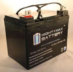 ML35-12 - 12V 35AH DC DEEPCYCLE SLA SOLAR ENERGY STORAGE BATTERY - http://www.yourglt.com/ml35-12-12v-35ah-dc-deepcycle-sla-solar-energy-storage-battery/?utm_source=PN&utm_medium=http%3A%2F%2Fwww.pinterest.com%2Fpin%2F368450813235896433&utm_campaign=SNAP%2Bfrom%2BGreening+Your+Home