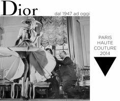 DIOR MOOD ▼ Haute Couture meets Interior Design ▼ I capitolo LE ICONE