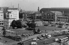 Dolores Park, Old Photos, Paris Skyline, Travel, Bremen, Central Station, New Construction, History, Old Pictures