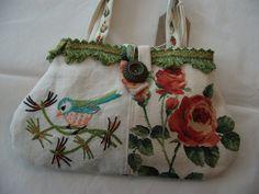 http://stores.ebay.co.uk/vintageplazauk repinned this - beautiful bag