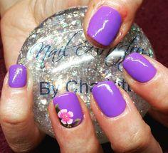 #nails #nailart #nailporn #nailstagram #artistic #colourgloss #louellabelle #freehand #purple #purplenails #flowers #floral #gelnails #gelvarnish #gelpolish #gelmani #gelmanicure #scratchmagazine #scra2ch #ArtisticNailDesign #nailartistry #nailartistrybycharlotte #rugbynails #art by nailartistrybycharlotte