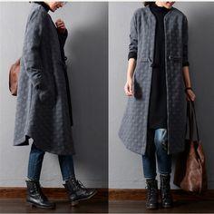 Women's Cotton Jacket - Buykud
