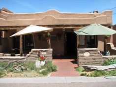 Church St. Cafe, Albuquerque, NM. Very good food.  Loved this place