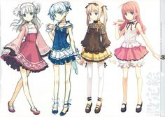 Tags: Anime, Original, Pixiv, World Of The M, H2SO4