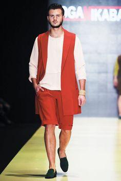 Goga Nikadabze Spring/Summer 2016 - Mercedes-Benz Fashion Week Rusia