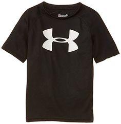 Under Armour Little Boys' Big Logo Short Sleeve Tee, Blac... https://www.amazon.com/dp/B008PJGI5Y/ref=cm_sw_r_pi_dp_6TwzxbT93RTSB