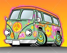 Pin Vw Bus Clip Art Vector Online Royalty Free Public Domain on