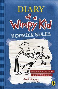 Rodrick Rules [Paperback] [Jan 01, 2000] JEFF KINNEY]