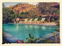 Villa Semadhi pool with seaview, Pemuteran Bali