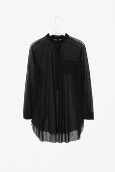 COS is a contemporary fashion brand offering reinvented classics and wardrobe essentials made to last beyond the season, inspired by art and design. Contemporary Fashion, Poplin, Fashion Brand, Bell Sleeve Top, Mesh, Fashion Outfits, Silk, Clothes For Women, Sweaters