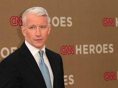 """CNN's Anderson Cooper graduated in 1989 with a B.A. in Political Science. While in school, the 5' 10"""" news anchor dropped to 125 lbs to be the crew team's coxswain. Friends and professors remember him for his passion for news and politics."""