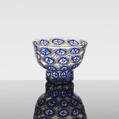 Ercole Barovier (1889-1974), Athena Cattedrale vase, Barovier & Toso, Italy, 1964.
