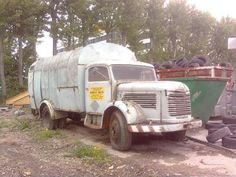 Steyr Steyr, Equipment Trailers, Commercial Vehicle, Barn Finds, Old Trucks, Diesel, History, Austria, Planes