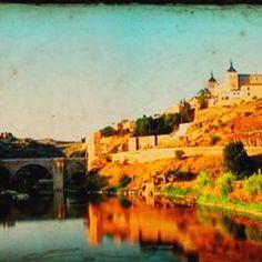 Toledo, Spain. Take me there.