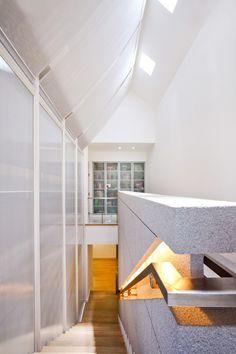 NOTDS | T-House #handrail #detail