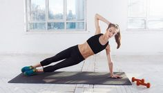 These moves are too good not to try—and you don't need any equipment to do them.