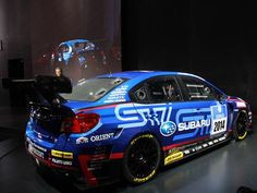 Subaru WRX STI is Heading to the 24 Hours of Nurburgring