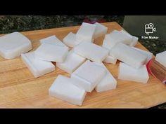 SABAO SEM SODA,SEM OLEO COM 1 BARRA VC FAZ📣📣20 BARRAS,MULTIPLICACAO!!.!! - YouTube Feta, Dairy, Soap, Banana, Cheese, 1, Youtube, Homemade Laundry Softener, Homemade Washing Detergent