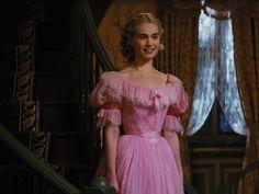Lily James Cinderella