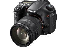 Sony Alpha SLT-A65V - Digital cameras - CNET Reviews