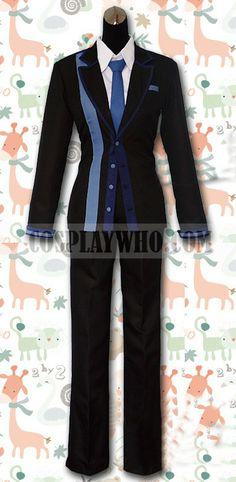 Black Bullet Rentaro Cosplay Costume
