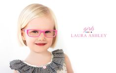 Laura Ashley girls - fun, cute and colorful frames!