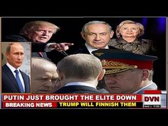 PUTIN just brought DOWN ROTHSCHILD SHADOW GOVERNMENT - TRUMP will FINNISH